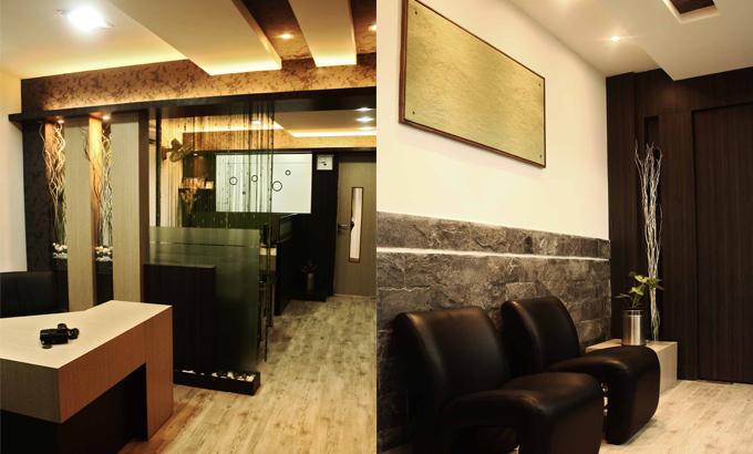 Professional interior designers designs for